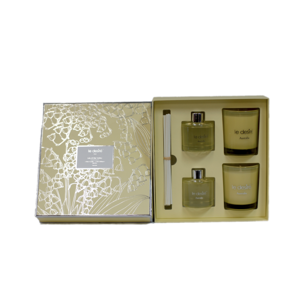 Love Gift Box - Lily of the Valley