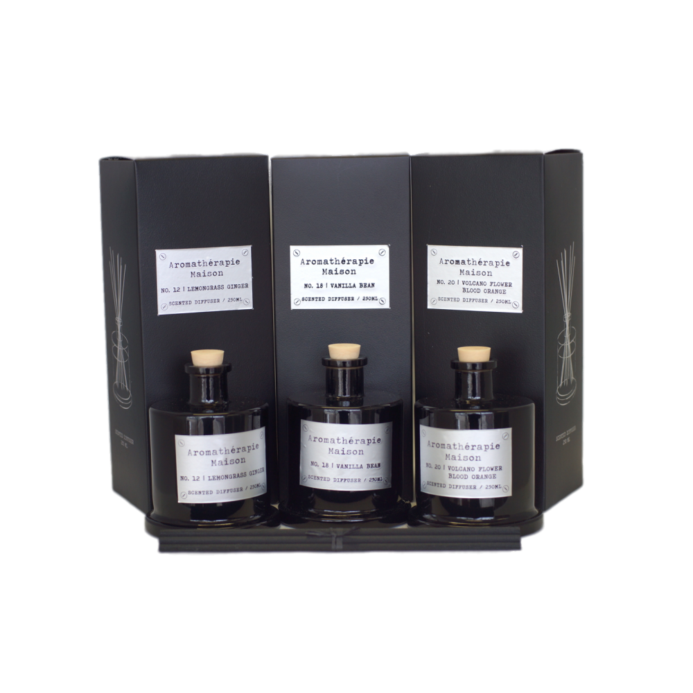 Aromatherapie Maison - Scented Fabric Reed Diffusers