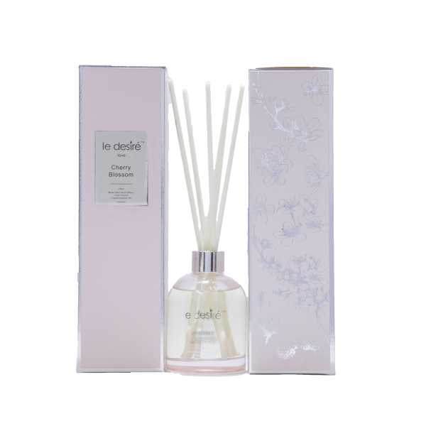 Love Reed Diffuser - Cherry Blossom
