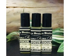 10ml Aromatherapy Roll-On - Focus